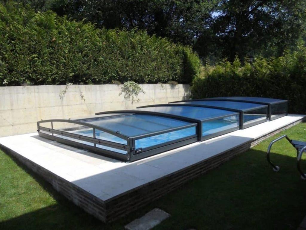 Foto de Cubiertas para piscinas
