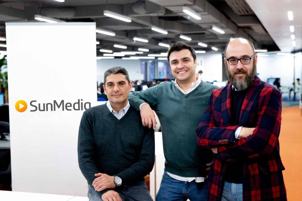 Foto de Crecimiento de SunMedia en 2020