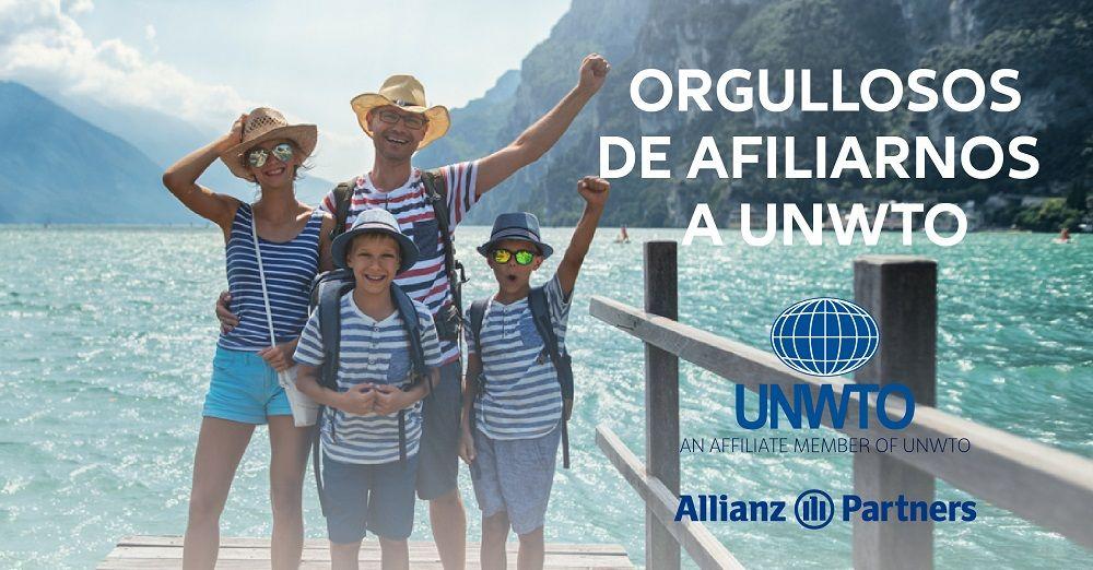 Foto de Allianz Partners, miembro afiliado de la OMT