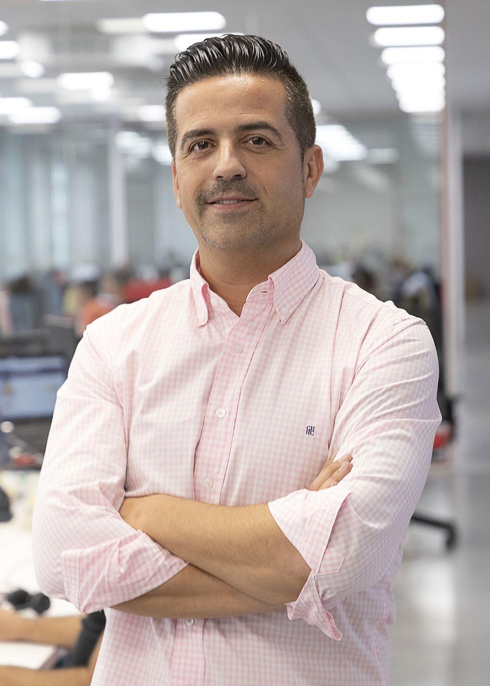 Foto de Salvador Esteve, CEO de BigBuy