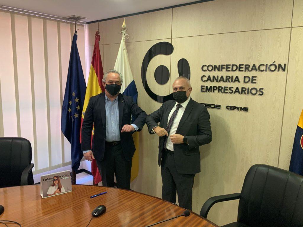 Foto de Francisco Mesonero Fernández de Córdoba, director general