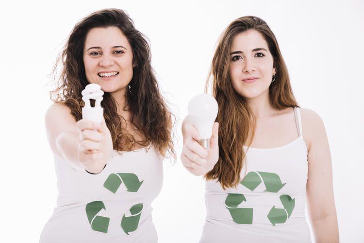 Foto de Bombillas led ecológicas
