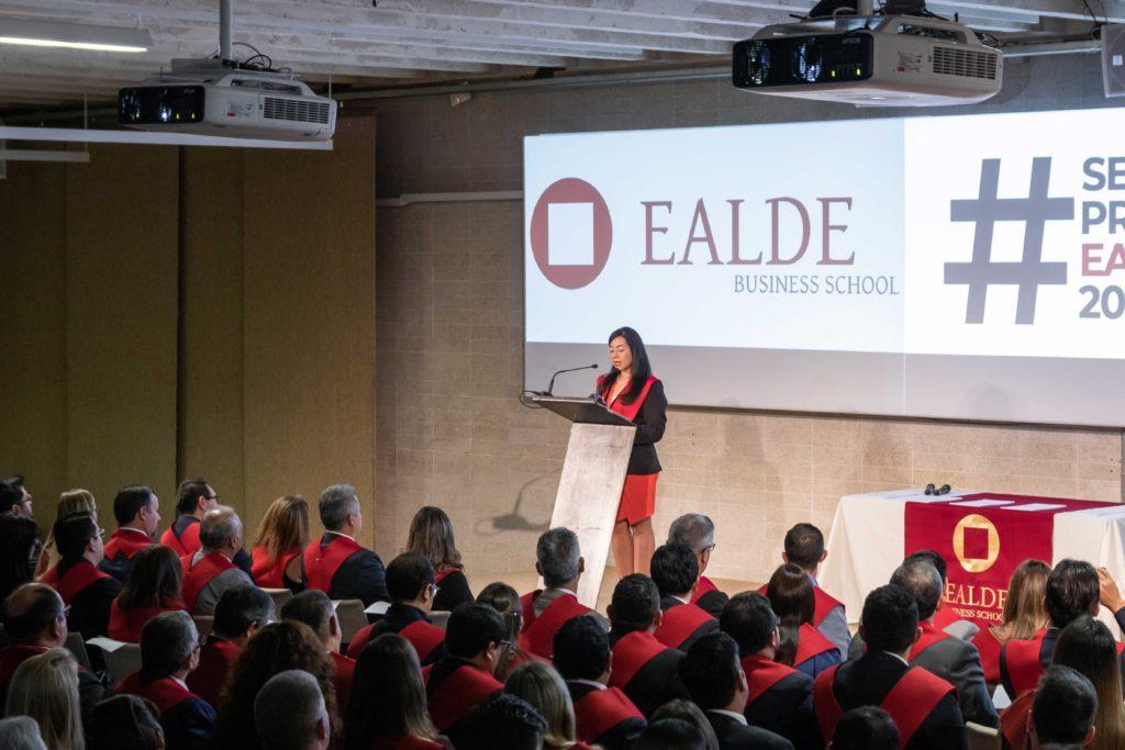 Foto de Acto de EALDE Business School