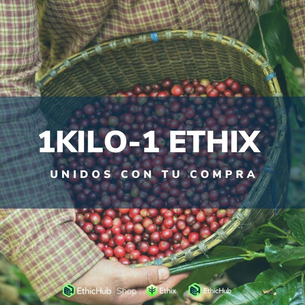 Foto de 1kilo1 ethix EthicHub café agricultores