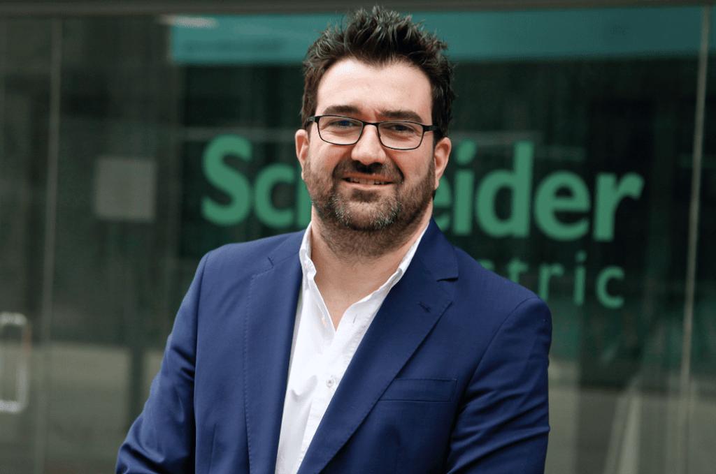 Foto de Schneider Electric nombra a Javier Arbués Director de
