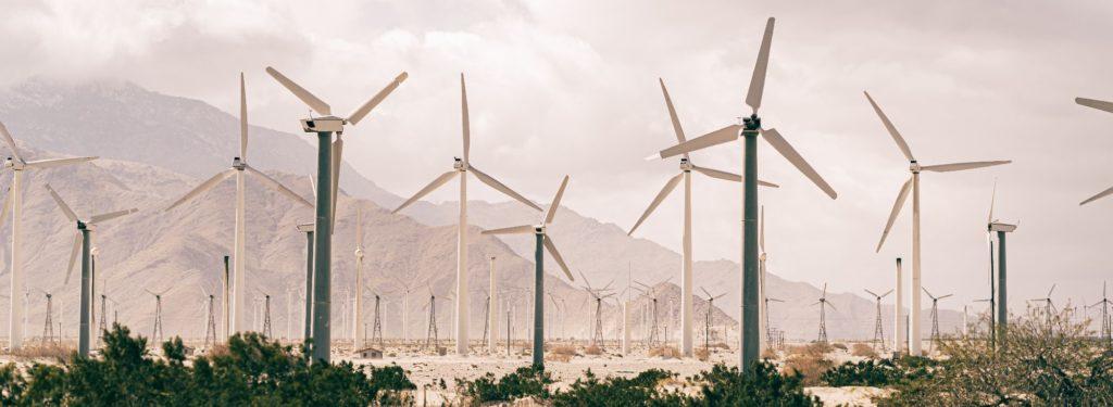 Foto de Parque eólico