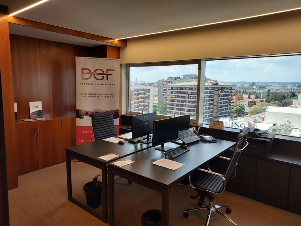 Foto de Delegación DGF en Sevilla