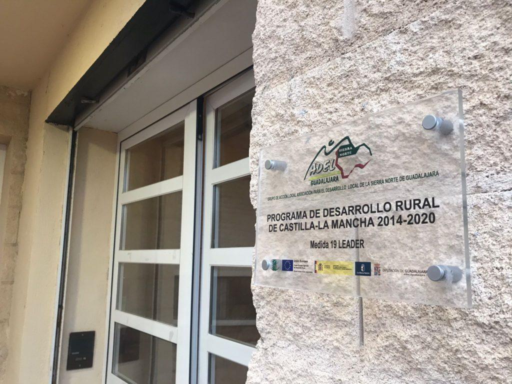Foto de Sede de ADEL Sierra Norte