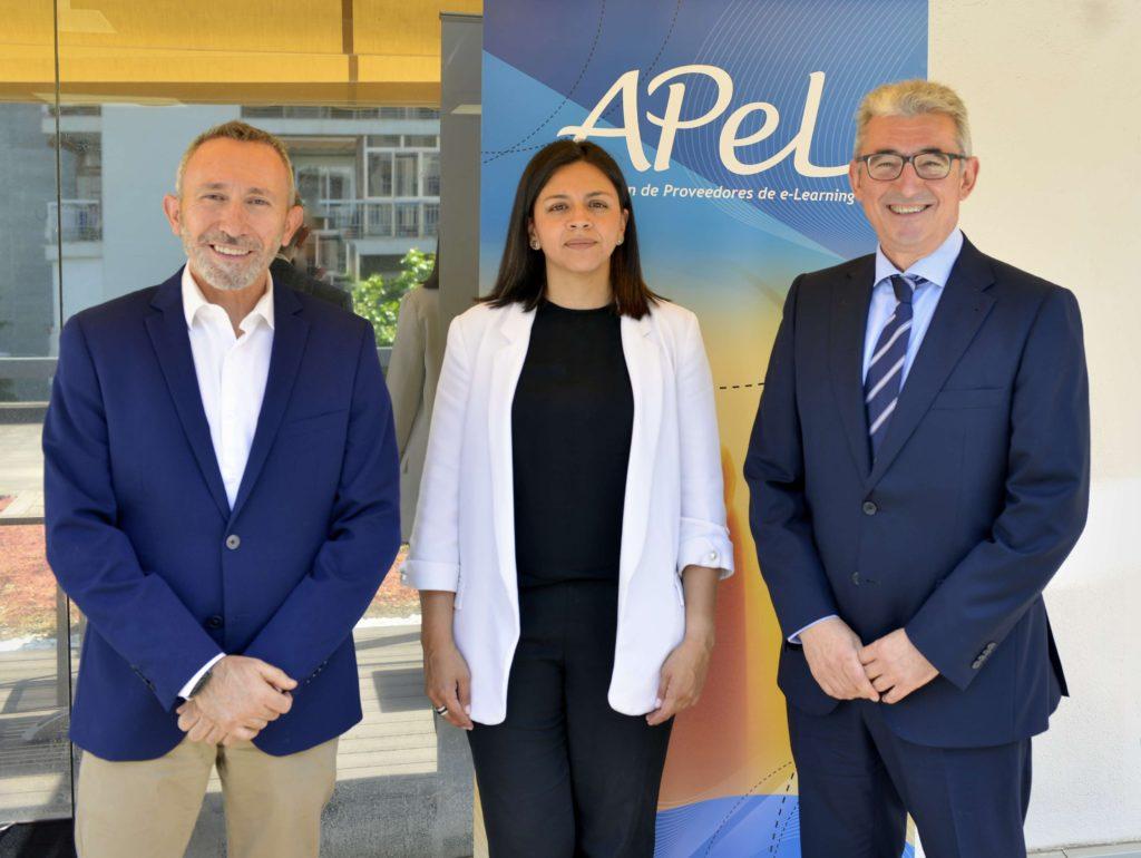 Foto de APeL y Excom Global