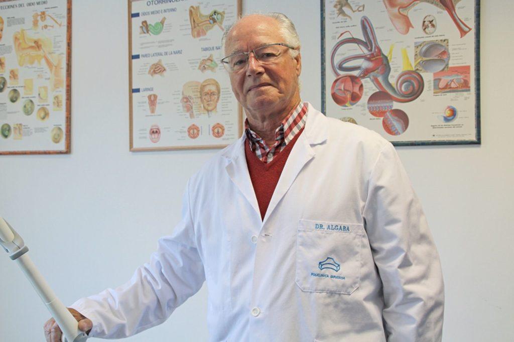 Foto de En la imagen, el otorrinolaringólogo de Policlínica