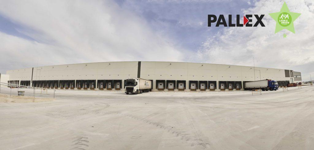 Foto de Exterior del nuevo hub de Pall-Ex en Madrid