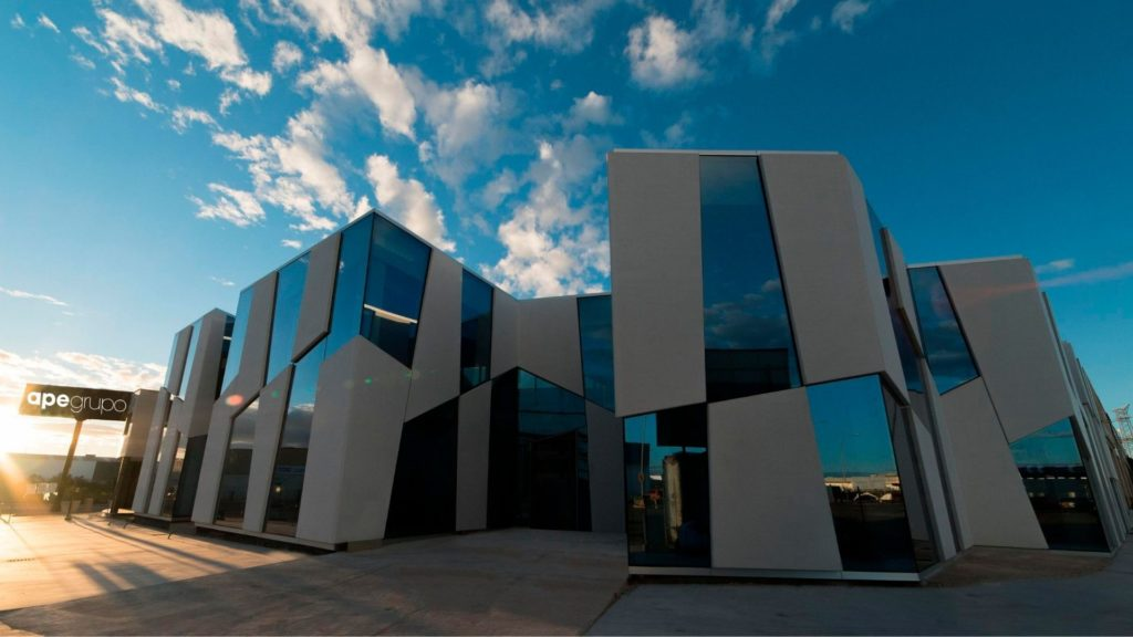 Foto de Oficinas centrales de APE Grupo
